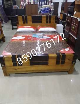 Factory sale-Forest acasia family cot
