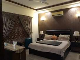 Dha phase 2 10 marla 2 beds with drawing daily base rent