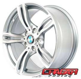 Velg Racing BMW free ongkir murah MEZUT L266 HSR R17X8 H5X120 ET35