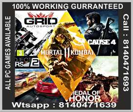 HEavy Duty pc games in excellent condition gurranteed working