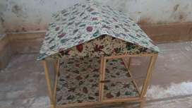 Wooden cage for SALE
