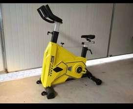 heavy duty spin bike