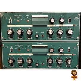 ALTEC 1607A mixer power amplifier