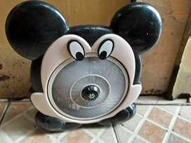 Utk di kmr ank2 nih bun kipas mikey mouse bgs normal lucu deh murah sj