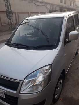Wagon R 2018 available for pick and dropoff