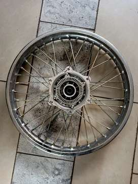 Royal Enfield classic 350 wheel brand new