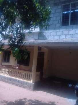 2bhk house for rent urakam thrissur