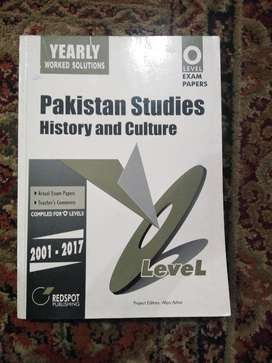 Olevel isl and pakstudies all materials at 50%price