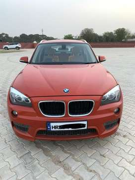 BMW X1 2012-2015 sDrive20d, 2014, Diesel