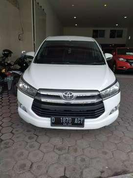 Toyota Innova 2.4 G reborn diesel matic 2018 stnk bln 9 2020 ful ori
