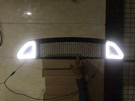 Ford mustang led grill