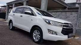 Toyota Innova Reborn G M/T th 2017 PLAT KB, jrk tmph 20 rban Km (Ori)