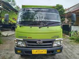 Hino Dutro 130hd Dump 2016