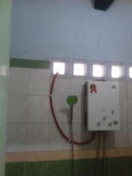 Water Heater Gas ~ Mandi Air Hangat Sepakat