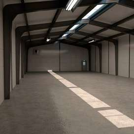 For godown and warehouse purpose and plain land also available