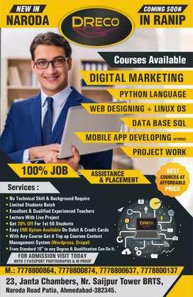 Digital marketing Agency for institute