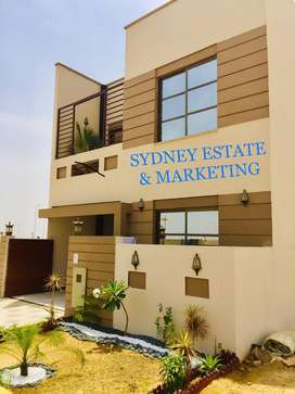 SPRING HOMES VILLAS ON BOOKING IN ALI BLOCK, BAHRIA TOWN KARACHI