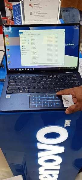 KREDIT ASUS UX362FA CORE I7 (BLUE) || CICILAN FREE 1X || TANPA JAMINAN