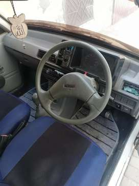 Mehran vx 2014 ac included price 515000 and exange with mini pajero