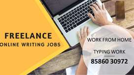 PART TIME JOB-WORK FROM HOME-HANDWRITING JOB