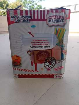 Cotton Candy maker Bought in Germany