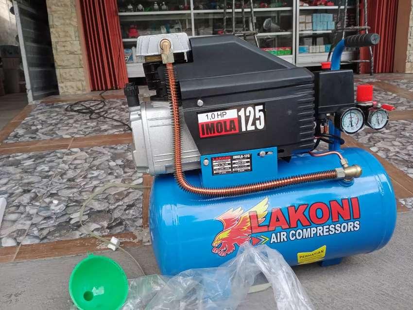 Lakoni Imola 125 Compressor Direct 1 HP 0
