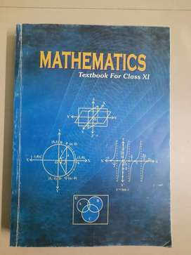 MATHEMATICS TEXTBOOK FOR CLASS 11 2019 edition