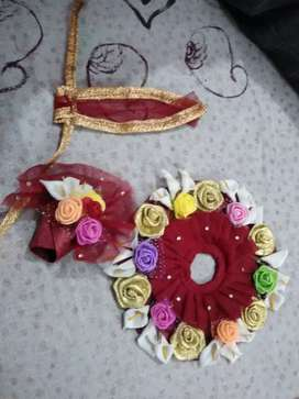 Laddu gopal drees