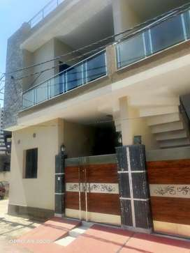 Kothi in just 27 lacs nr Wadala road, brand new having 3 bhk for sale