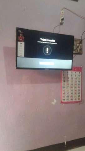 jual pasang bracket TV LCD LED buat TV ukuran14-32in