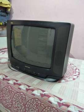 Samsung Hitron color TV