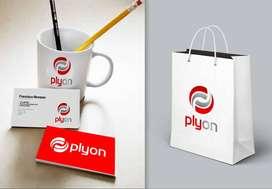Stationery I Brosur Logo Brosur Banner Menu Design Desain 60787