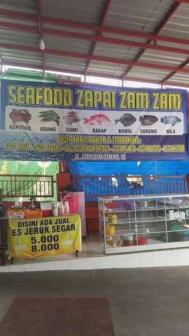 CARI CEPAT!!!KOKI BERPENGALAMAN SEA FOOD dan PEGAWAI SERABUTAn