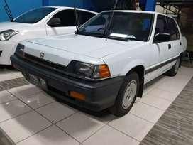 Honda Civic wonder klasik th 1987 orinan