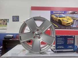 Velg Mobil HSR Surabaya Ring 18x8 Kwoor | Xpander Xtrail Innova Juke