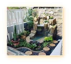 Bingung Cari Jasa Relief & Taman - Ornamen Pilar dan Dinding Halmahera
