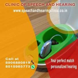 Upto 20% off on all hearing products
