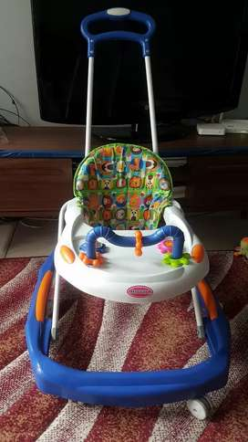 Dijual baby walker