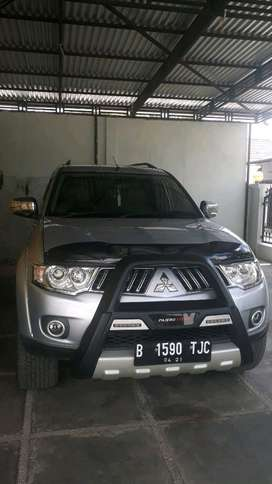 Pajero Sport Super Exceed 2011 A/T