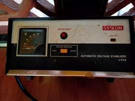 AC stabilizer 5,kva
