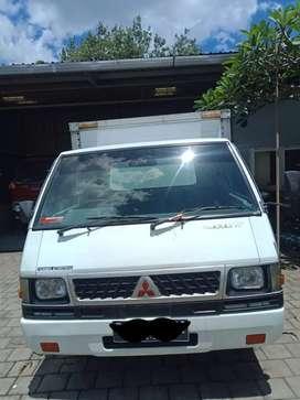 Mitsubishi L300 Delvan Box M/T 2014 Putih cc 2.5