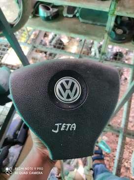 Jetta air bag available