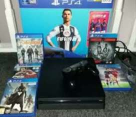 Sony Ps4 Console brand new Condition with all accessories
