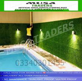 ARTIFICIAL GRASS GROUND