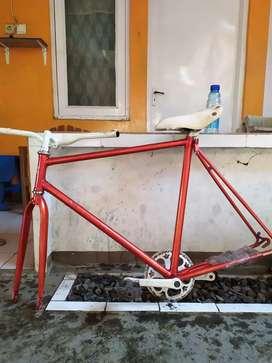 Frame Sepeda Balap Fixie Road Bike Japan Style