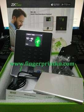 Fingerprint MBB WL20 Mesin Absensi Sidik Jari ONLINE WIFI MURAH FREE