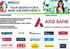 BANK OPERATIONS MANAGER - G R