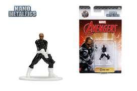 Jual Figure Jada Nano Marvel Avengers Nick Fury
