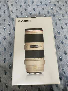 Canon EF 70-200mm IS II USM Lens Only - Camera Brand New Photo Nikon