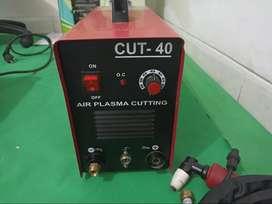 PLASMA CUTTING CUT 40 RHINO - MESIN POTONG CUT40 BLACK RHINO 220V
